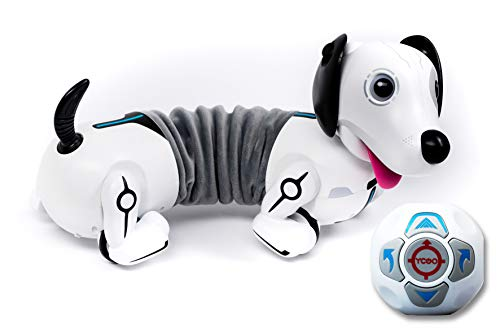 Silverlit 88570, Remote Control Dog for Kids Robo Dash/Dackel, Ferngesteuerter Hund...