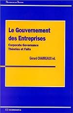 Le gouvernement des entreprises de Gérard Charreaux
