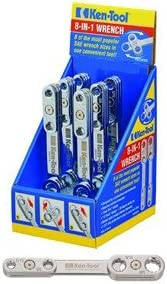 Ken Tool KEN35776M 8 Max 63% OFF - Wrench In Don't miss the campaign 1 Metric