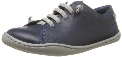 Camper Peu 80003, Zapatillas de Baloncesto Niños Unisex, Azul (Blau (Bleu Brillant), 26