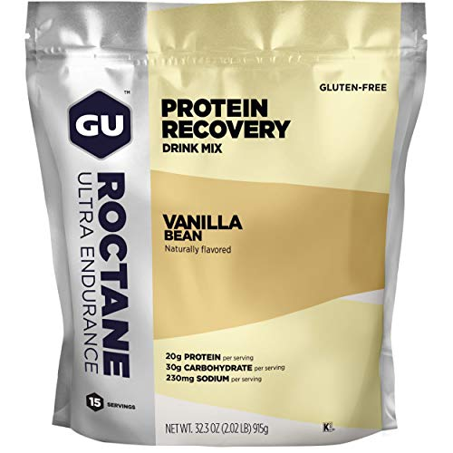 GU ROCTANE Protein Recovery Drink Mix, 915 g / 930 g Beutel