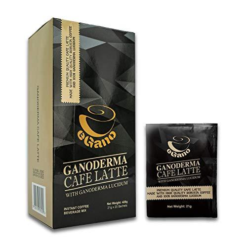eGano - Ganoderma Cafe Latte (21 g x 20 sobres