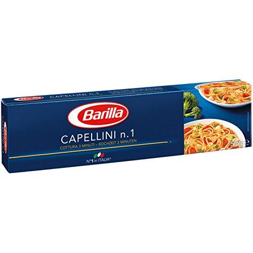 Barilla Pasta Nudeln Capellini n.1 500g