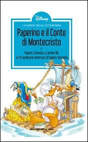 Paperino e il conte di Montecristo