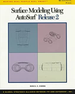 Surface Modeling Using Autosurf Release 2
