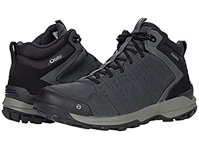 Oboz Sypes Mid Leather B-DRY