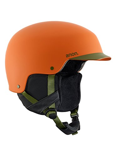 Anon Herren Blitz Snowboardhelm, Orange, S