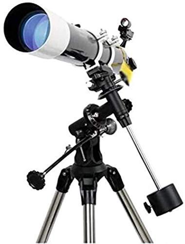BBLTO Reflector Profesional Telescopio astronómico, Telescopio de observación de la Luna de Alta Potencia de Alta Potencia de Alta Potencia, para niños Regalos para Adultos