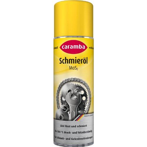 Caramba 660202 Schmieröl MoS2, 300 ml