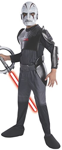 Rubie's Star Wars Rebels Deluxe Sith Inquisitor Costume, Child Small