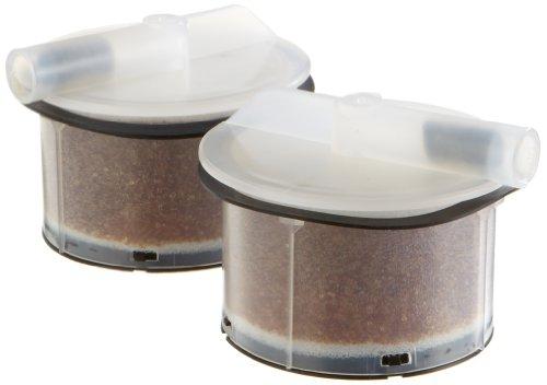 Domena 500413045 Kalkfilterkartuschen für My Pressing/CR/TF und X'stream-Bügelsysteme mit EMC/CAPT Protect - Anti-Kalk-System und für SP 4200/2-er-Box