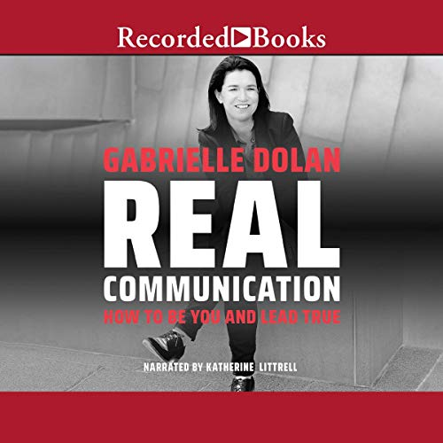 Real Communication audiobook cover art