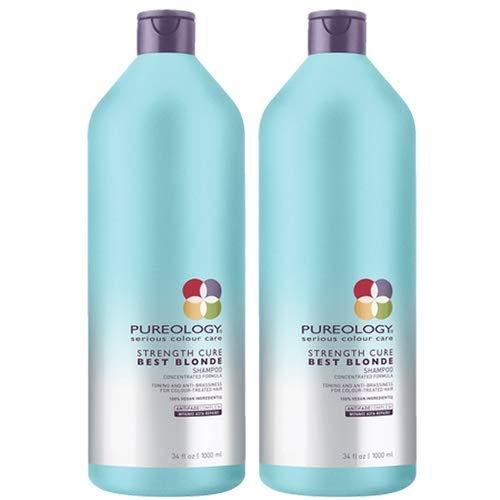 Pureologie Kracht Genezen Beste Blonde Shampoo 1000ml Dubbel