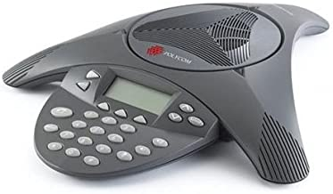Polycom SoundStation 2 Non Expandable Analog Conference Phone (Certified Refurbished) photo