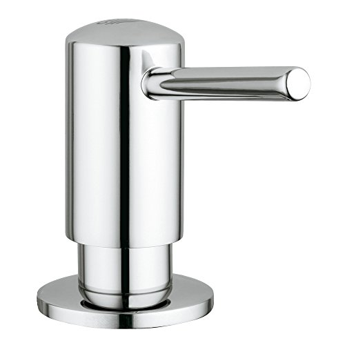 Grohe - Dispensador de jabón estilo Contemporáneo, color cromo (Ref.40536000)