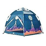 M-Home Kinder Zelt Tragbarer Kinder Kinder-Spiel-Zelt Wasserdicht Indoor Outdoor Garten Spielzeug-Zelt (Color : 02)