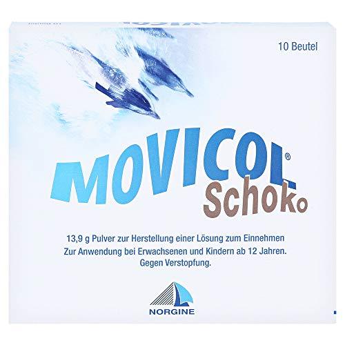 MOVICOL Schoko Plv.z.Her.e.Lsg.z.Einnehmen 10 St