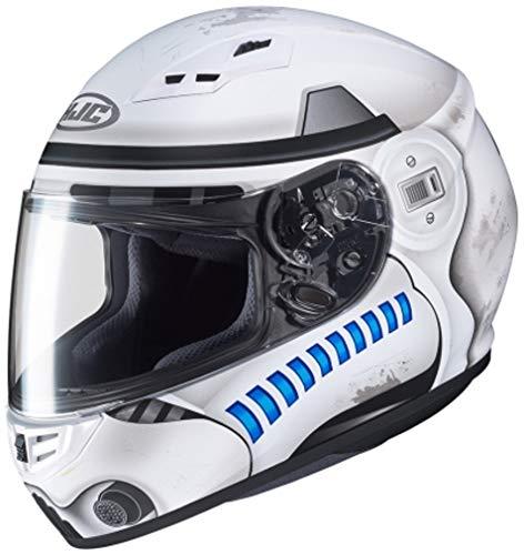 Casco de moto para hombre, de Stormtrooper