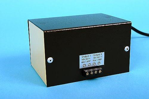 más orden Gaugemaster GM-GMC-M1 - Transformador de CA (16 V) V) V)  connotación de lujo discreta