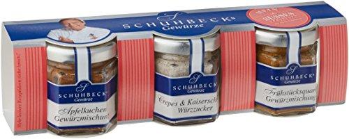 Schuhbecks 3er Set