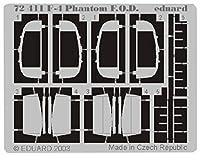 エデュアルド 1/72 F-4 F.O.D. (ハセガワ用) プラモデル用パーツ EDU72411