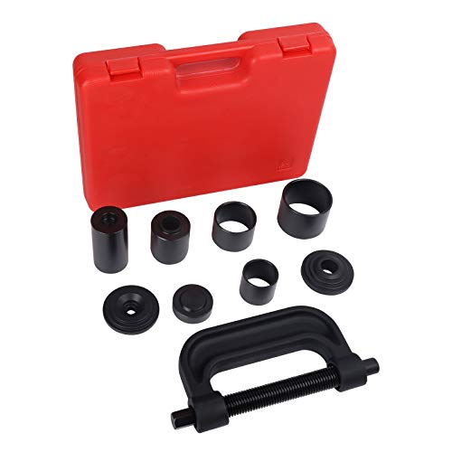 Strong Ball Joint,U-Joints and Brake Anchor Pins Press and Removal Tools, Universal Installation Kit for Pre-pressed Upper or Lower Control Arms