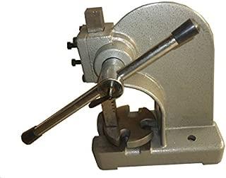 HHIP 8600-0032 Heavy Duty Arbor Press, 1 Ton Capacity, 13