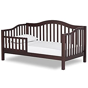 Dream On Me Austin Toddler Day Bed in Espresso, Greenguard Gold Certified