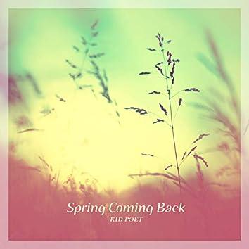 다시 찾아온 봄