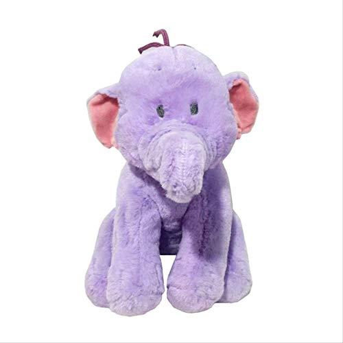 qwermz Weiches Spielzeug - 26cm Heffalump Lumpy Elephant Kuscheltiere Für Kinder Jungen Mädchen Kinder Geschenke