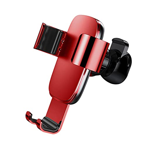 BAWAQAF Soporte universal para teléfono de coche, para iPhone Note Redmi 7, soporte de montaje