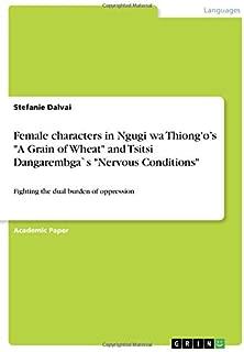 Female characters in Ngugi wa Thiong'o's