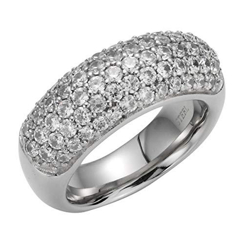 GERRY WEBER Damen-Ring 138769110540 Ringgröße 54/17,2
