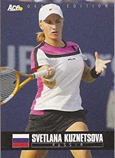 efdb30aa33eaf Amazon.com: Svetlana Kuznetsova - Sports: Collectibles & Fine Art