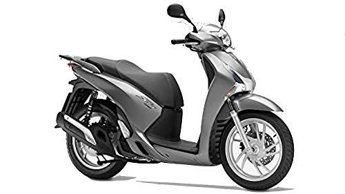 Coprisella specifico SKY nero Honda Sh 125 150 09-09 rivestimento simil pelle copre strappi usura protegge da agenti esterni