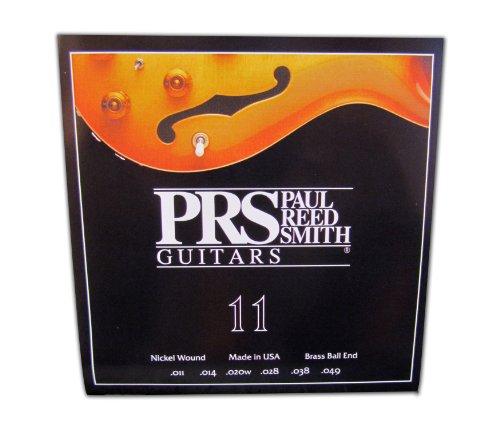 PRS PS de ACC de 3118Níquel Wound–Cuerdas para guitarra eléctrica (Calibre hasta...