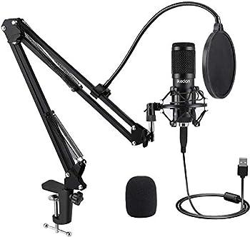 Ikedon USB Condenser Microphone Kit