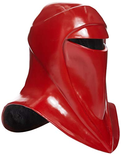 Rubie's mens Star Wars Adult Supreme Edition Imperial Guard Helmet Costume, As Shown, One Size US