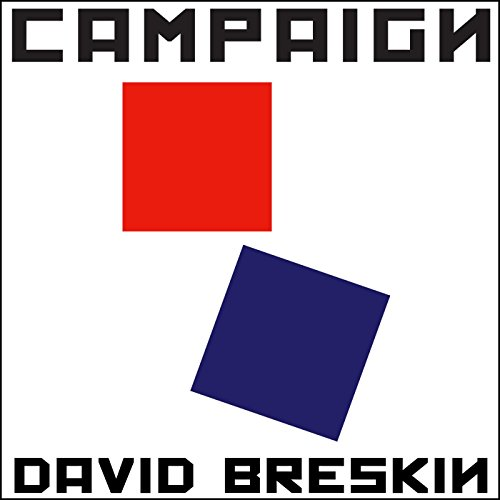 Campaign audiobook cover art