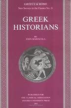 Greek Historians (New Surveys in the Classics)