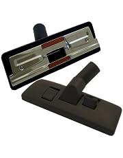 Universal 69-UN-99 svart plast dubbel pedal golvmunstycke, plast