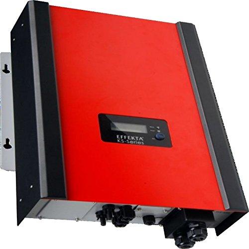 bau-tech Solarenergie Effekta Wechselrichter KS-3600ST PV Solar für Einspeisung ins Stromnetz