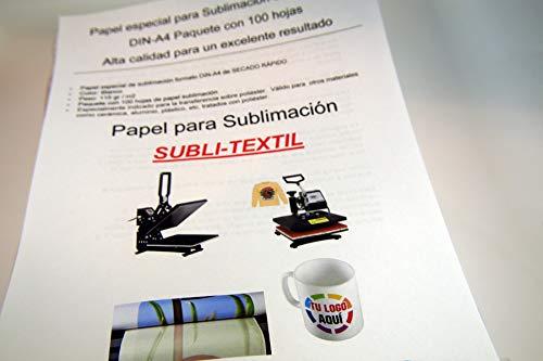 Papel SUBLI-PLUS especial de sublimación DIN...