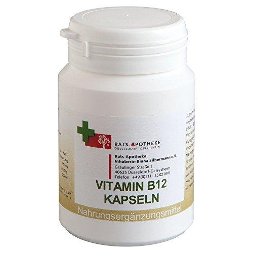 Vitamine B 12 90 kaps. Kwaliteit Made in Germany
