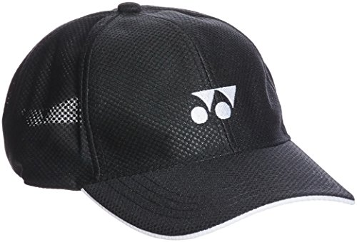 [ヨネックス] テニスウェア メッシュキャップ [ユニセックス] 40002 ブラック Free Size