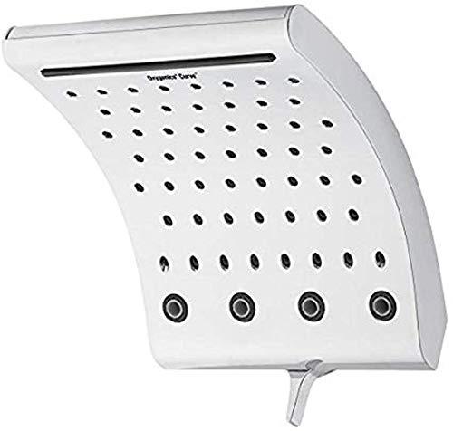 Oxygenics Curve Chrome 3-Spray Rain Shower Head Shower Head