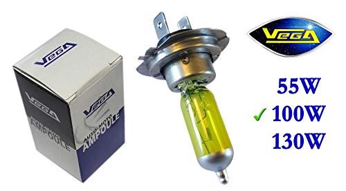 1 ampoule Vega® Jaune ancien H7 100W PX26d Marque Française 12V