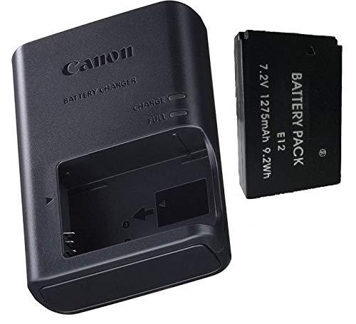 Canon LC-E12 Charger for Canon LP-E12 Li-ion...