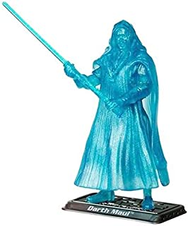 Star Wars, The Saga Collection 2006 Series, Holographic Darth Maul Action Figure #48, 3.75 Inches
