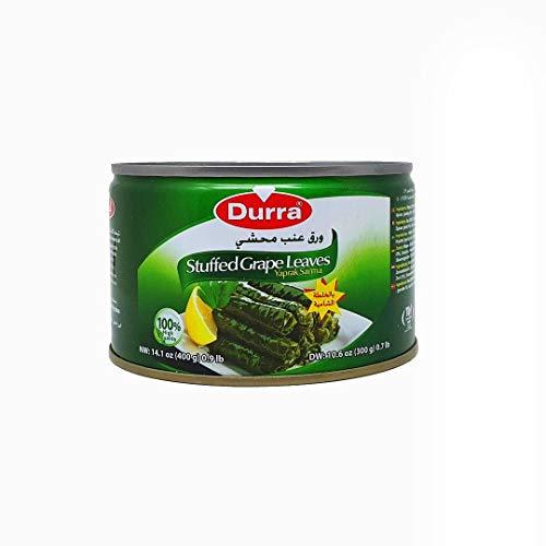 Durra Arabische vegetarisch gefüllte Weinblätter 400g